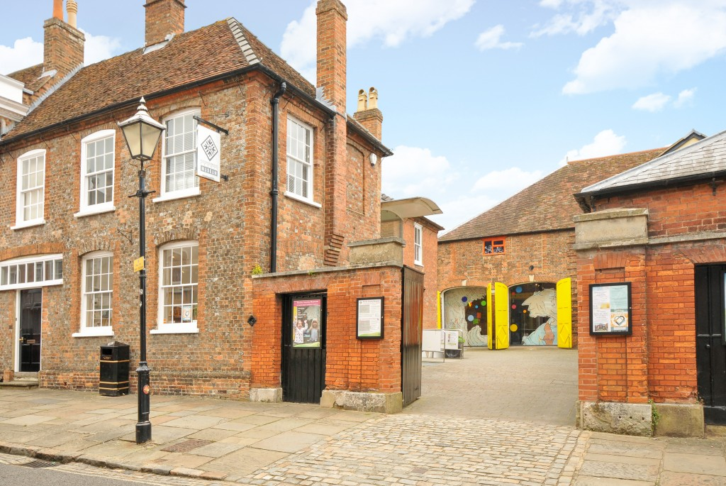 Buckinghamshire County Museum and Art Gallery