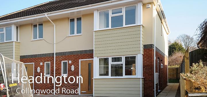 Collingwood Road, Headington