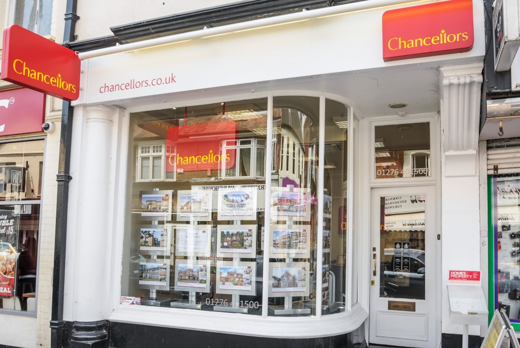 Estate agents in Camberley