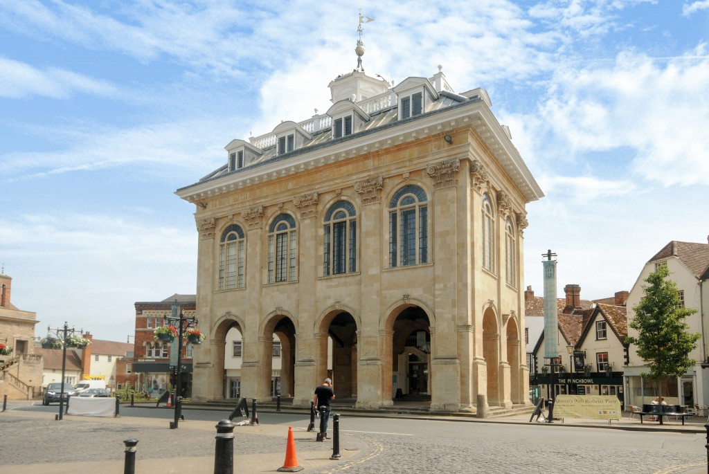 County Hall Museum in Abingdon