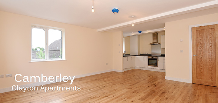 Clayton Apartments, Camberley