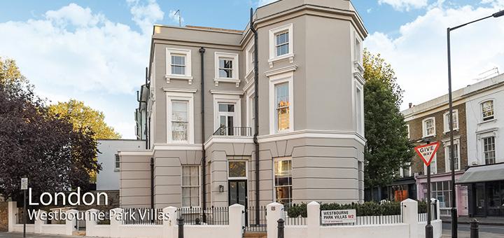 Westbourne Park Villas, Notting Hill