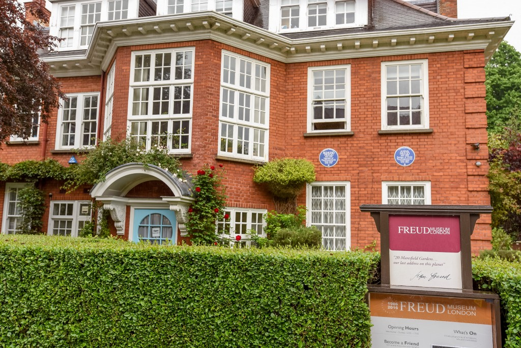 Freud Museum in Hampstead