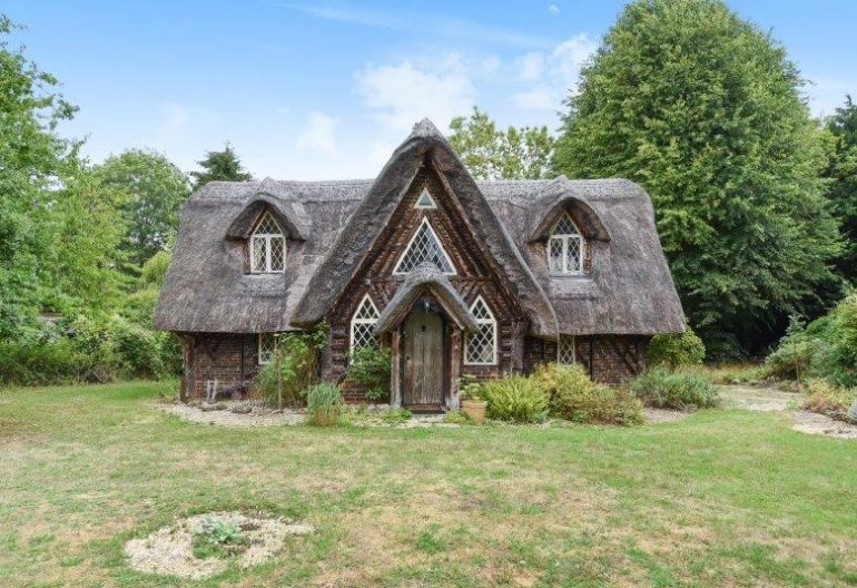Swiss Cottage - Shrivenham